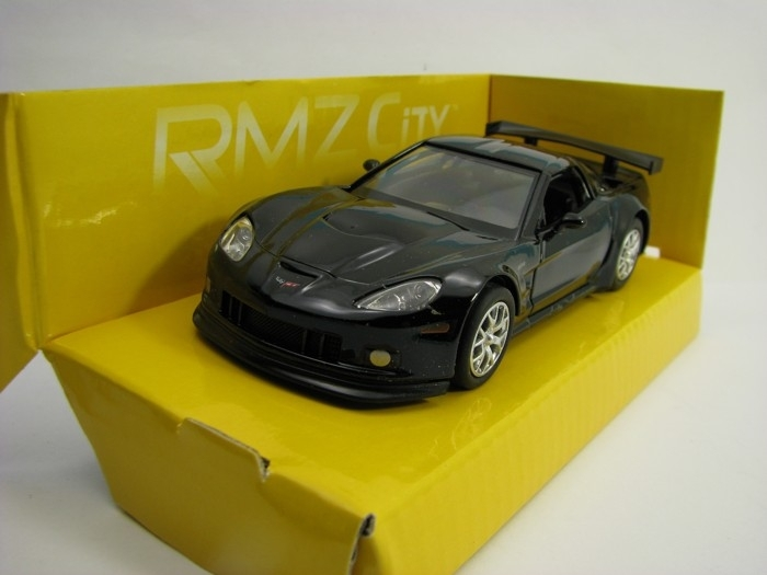 Chevrolet Corvette C6-R Black RMZ City Bazar